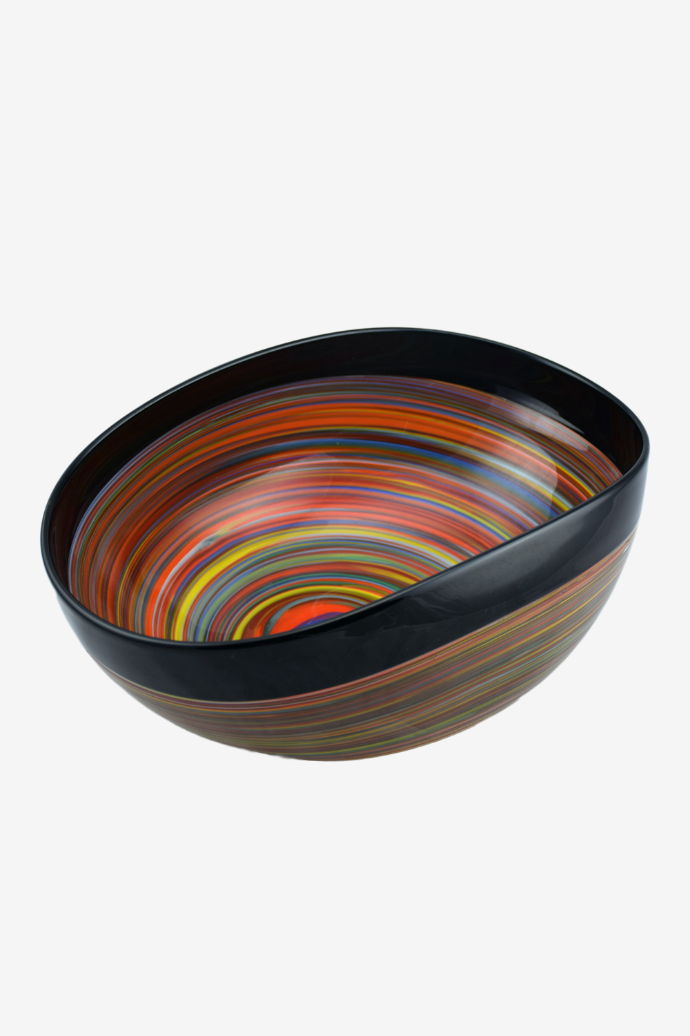 Calcedonio bowl multicolor