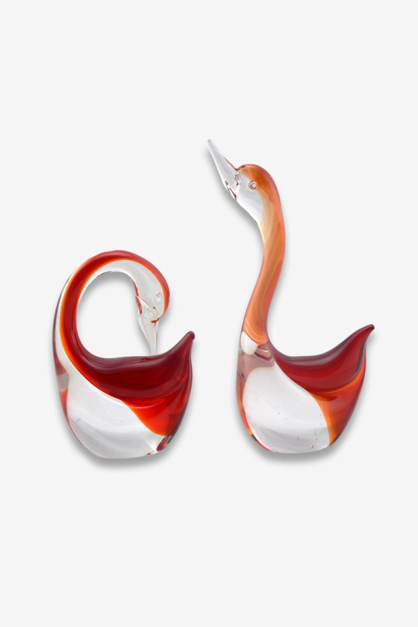 Sommerso swan red 2