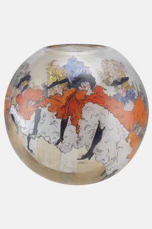 Vase Tribute to Henri Toulouse-Lautrec (1)